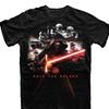 Star Wars Men's T-Shirt The Force Awakens Kylo-Ren-Zo