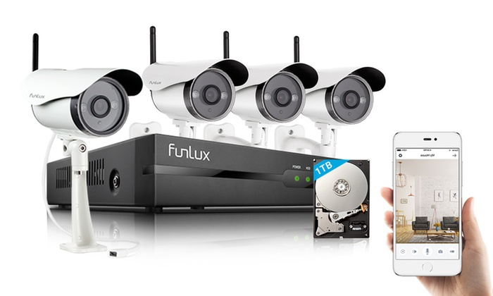 Wireless Home Security Cameras With Hard Drive