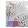 Home Collection™ Soft 3 Piece Blossoms Print Duvet Cover Set