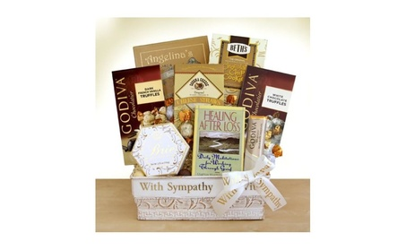 California Delicious Healing Sympathy Gift Basket 8c058a2d-74c7-4264-81ac-67f542c4aa68