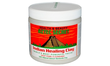 Aztec Secret Indian Healing Clay Deep Pore Cleansing Mask (1, 2, or 3-Pack)