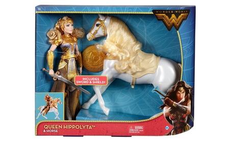 Mattel Wonder Woman™ Queen Hippolyta™ & Horse FDF45 9eb3901e-eb29-4edb-b487-7916924555a8