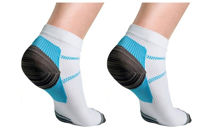 3 pairs:Unisex Compression Soc...