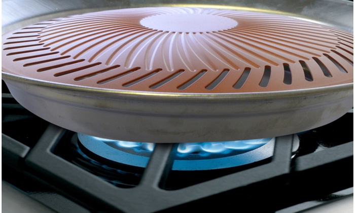 Up To 48 Off On Copper Stove Top Grill Groupon Goods