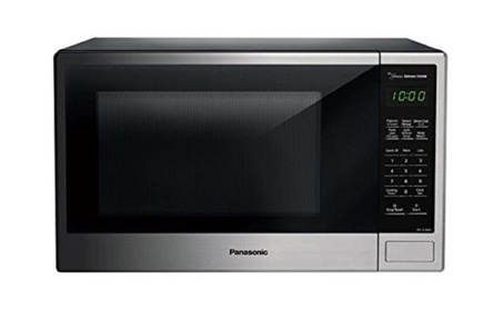 Panasonic Consumer 1.3cu. ft. Microwave Oven Built in Stainless Steel photo