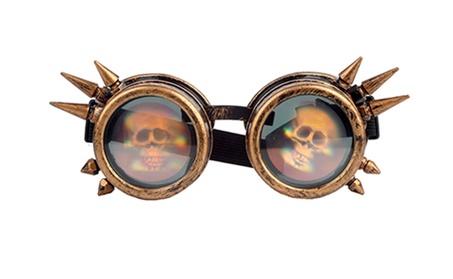 Windproof Retro Rivet Gothic Style Cosplay Eyewear Sunglass a5fd0b86-c73d-44ce-aefb-a81d982d4803