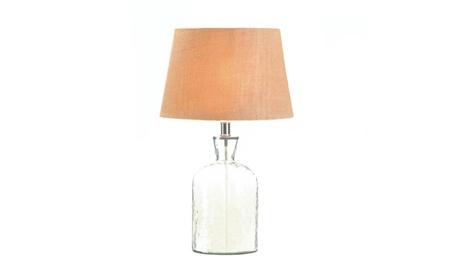 Accent Plus Hammered Glass Jug Lamp c05e572c-127d-4b02-9bea-1df1c032f0c0