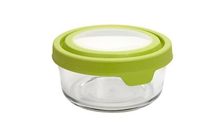 Anchor Hocking 91687 2 Cup Round TrueSeal Glass Storage Container fd4e61b7-8517-44c2-8c5c-3dbf8b910061