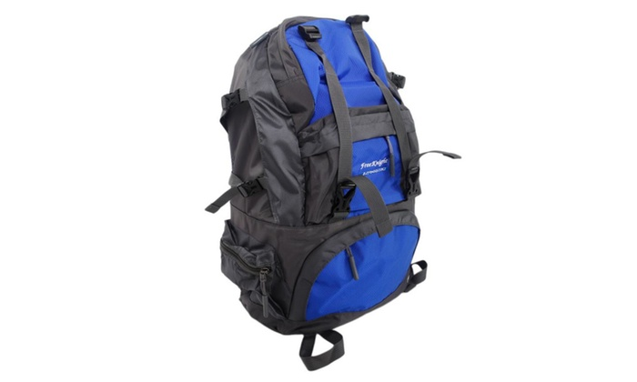 602b7e440a43 Free Knight 50L Outdoor Waterproof Nylon Hiking Camping Backpack ...