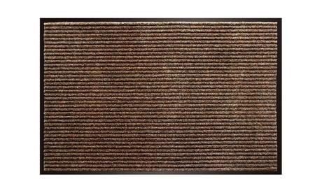 Buy Mats Home Decor Apache Rib Mat - Cocoa bd506b25-0683-40a5-a9e1-6c39bd1a0ca0