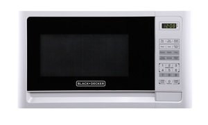 Black and Decker 0.9 Cubic Foot Microwave