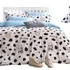 Quilt Set Collection (3-Piece) COWS Black White Patterns