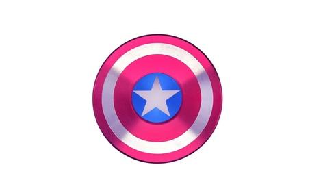 Fidget Hand Spinner Toy Edition Captain America EDC Toy, 49873110-9909-4aba-9c17-d2b240c968c8