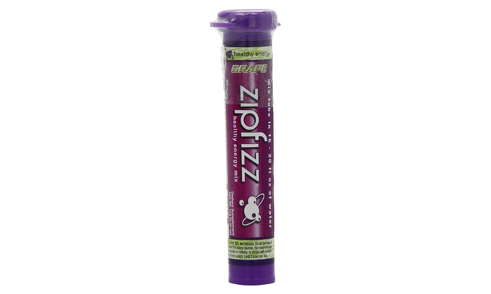 Zipfizz Energy/Sports Drink Mix - Grape, 20pk