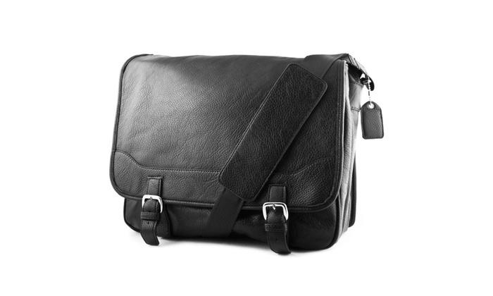 Classic Men's Casual Messenger Shoulder Bag
