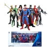 Justice League 7PK Action Figure Set Superman Batman Wonder Woman