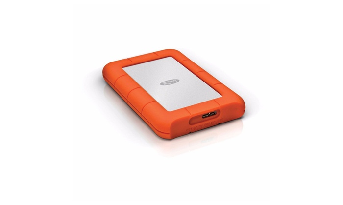 Lacie Rugged Mini Usb 3 0 2tb External Hard Drive