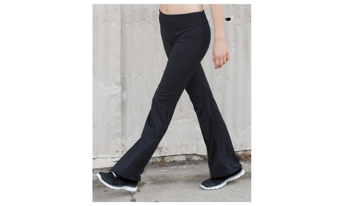 Badger Women's Yoga Travel Pants 4218 XS-2XL Sizes Yoga Workout R