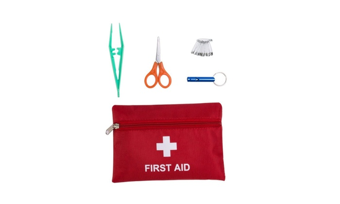 First Aid Kit Medical Bag For Survival,Camping,Hiking,Home,Car