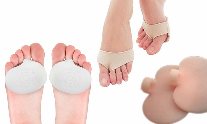Up To 80 Off On 6 Pieces Metatarsal Cushion S Groupon Goods