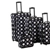 Rockland 4 Piece Escape Luggage Set