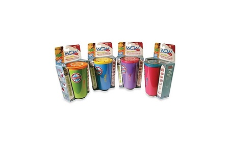 As Seen on TV Wow Cup, Spill-Proof Cup (Color Will Vary) 1b488b44-0422-4ef5-94e8-afa59c993a62