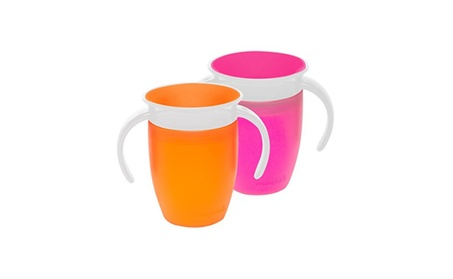 Munchkin miracle 360 trainer cup for babies f8207016-5f68-4f8e-9a81-0f993a61535f