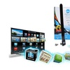 Clear TV Key HDTV FREE TV Digital Indoor Antenna Ditch Cable