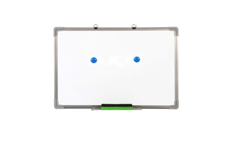 Magnetic Dry-Erase Whiteboard with Marker & Eraser & 2pcs Magnets 9bceef1e-a2a7-4c56-9b7b-0e6ad3a5c030