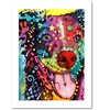 Dean Russo 'Dox' Paper Art