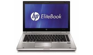"HP EliteBook 8460p 14"" Laptop with Intel Core i5 Processor (Refurb.)"