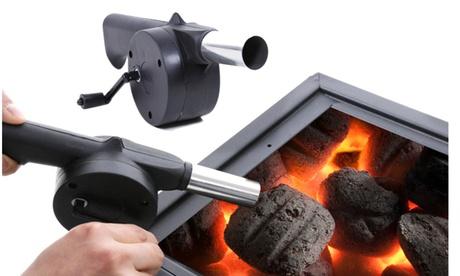 Mini Camping Barbecue Fan Air Blower BBQ Tool Firestarter 43fb436e-4df3-4d9d-a61f-eae82c168996