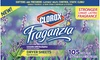 Clorox Fraganzia Laundry Fabric Softener Dryer Sheets (3-Pack)