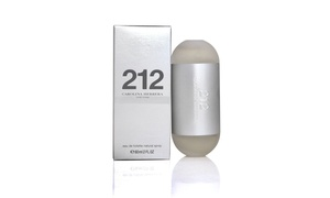 212 NYC by Carolina Herrera for ladies (multiple sizes available)