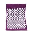 Purple Yoga Cushion Massage Massager Acupressure Mat