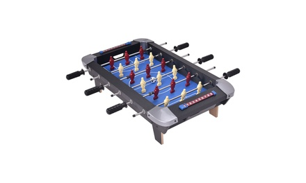 Costway Miniature 28'' Table Foosball Football Soccer Game Competition