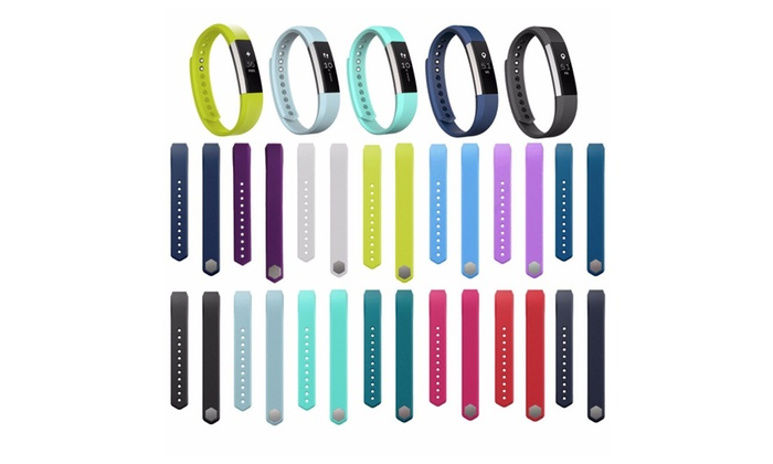 Replacement Band For Fitbit Alta Small/Large Activity Tracker