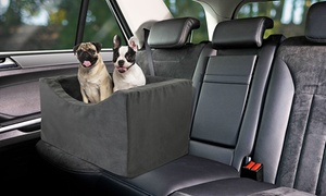 Co-Pilot Single or Double Foam Car Booster Seat for Pets