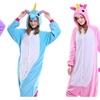 Animal Bodysuit Kigurumi Unisex Cosplay Unicorn Costume Sleepwear