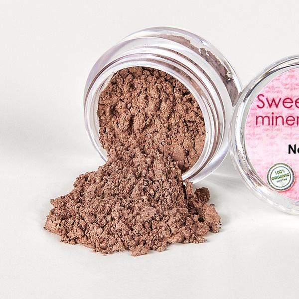 Neoratic Eye Shadow Jar Mineral Makeup Bare Skin Copper Liner Powder Sheer