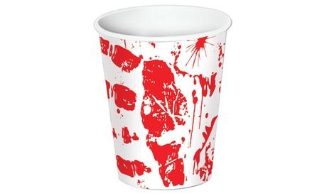 Morris Bloody Handprints Household Cups d408cbd7-3c80-4d2b-a960-5df021a60dd5