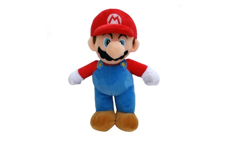 "Super Mario Brothers Plush Doll Stuffed Animal Figure Toy 10"" af66aa53-ba4a-452d-af39-f546852d21e0"