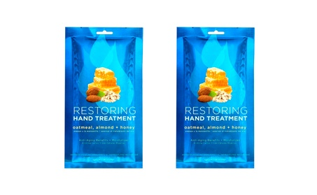New Beauty Restoring Hand Treatment photo