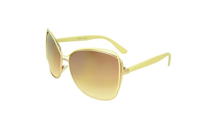 MLC Eyewear 'Yvette' Fashion Retro Sunglasses