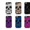 Skull Skeleton Silicone Hybrid Hard Soft case for iphone 6P/6SP