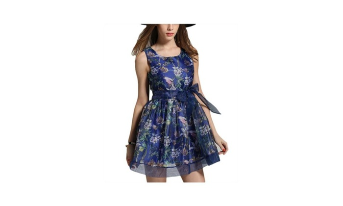 Women's Slim Fit High Rise Casual Stylish Dresses