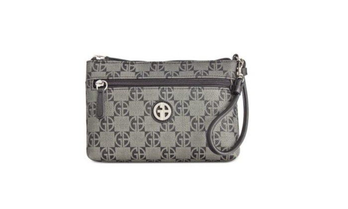 Giani Bernini Signature Wristlet