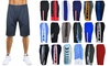 5-Pack Men's Moisture Wicking Assorted Performance Active Shorts (Size S-2XL)