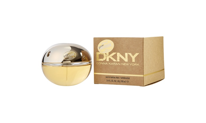 Up To 54 Off On Dkny Donna Karan Golden Delic Groupon Goods
