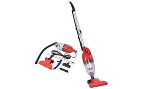 Costway 800W 2-in-1 Vacuum Cleaner Corded Upright Stick & Handheld